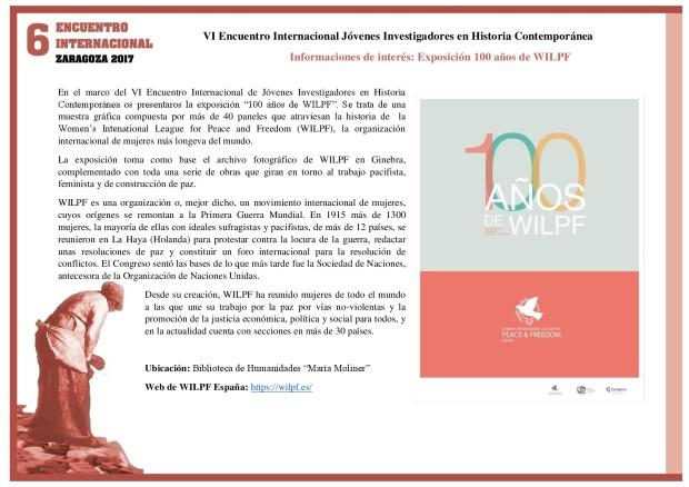 Ficha WILPF-001